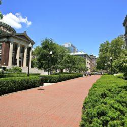 פארק ריבר-סייד ואוניברסיטת קולומביה טיול חצי יומי