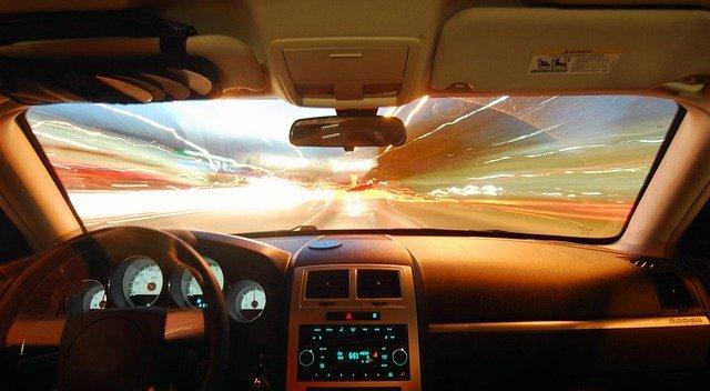 נהיגה מהירה מאוד – מילתא דבדיחותא