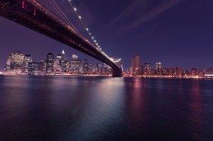 התצפית על גשר ברוקלין