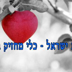 אהבת ישראל – כלי מחזיק ברכה