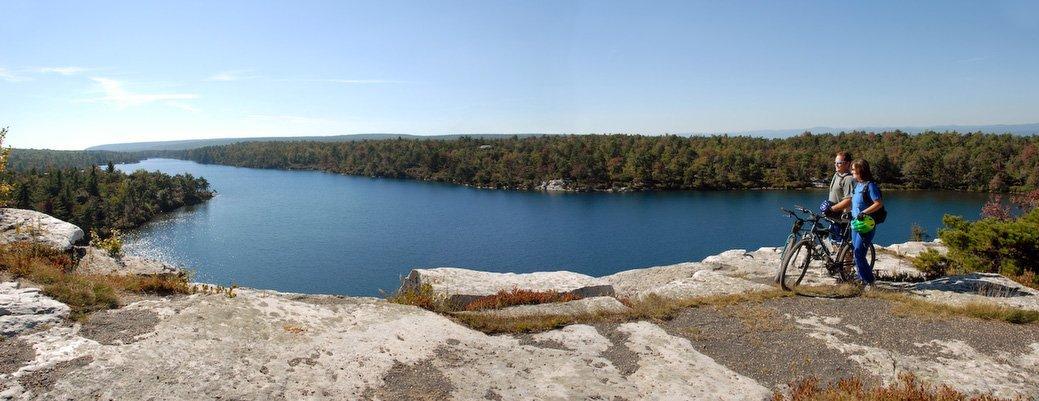 אגם מינוואסקה שעה וחצי מניו יורק