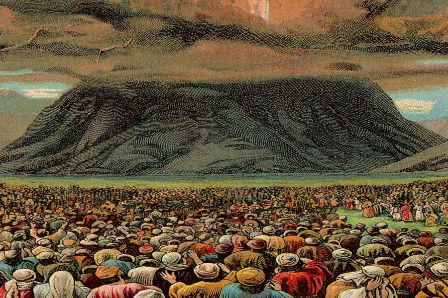 מעלת ההר- מדוע ניתנה התורה דווקא על הר?