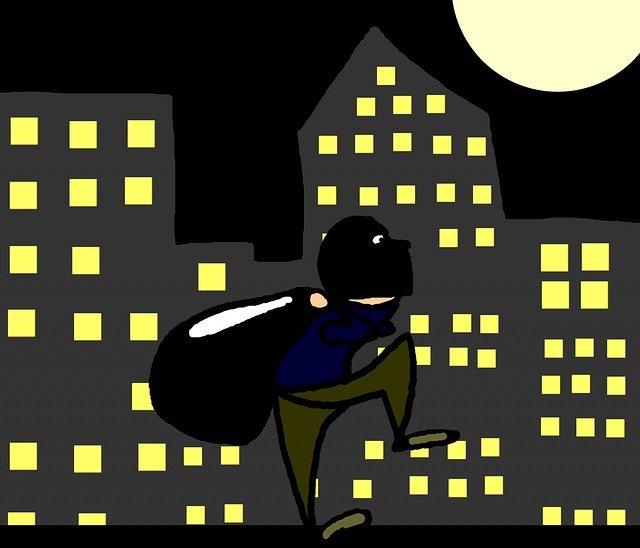 בדיחות על גנבים :) ודברי רבי זושיא מאניפולי על גנבים