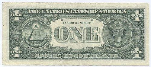 דולר אחד אמריקאי