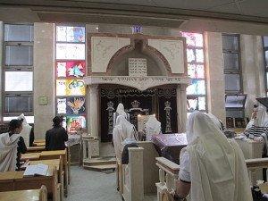פרשת עקב והתפילה