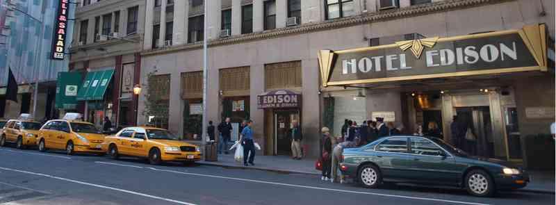 מלון אדיסון ניו יורק