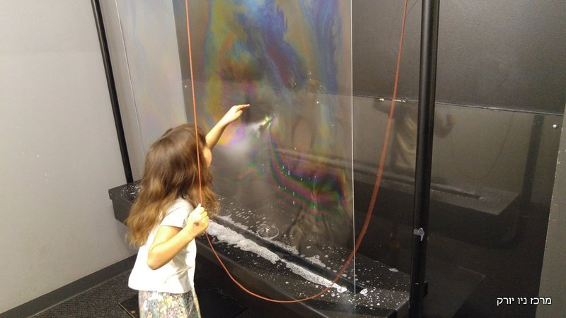מוזיאון המדע לילדים בקווינס ניו יורק