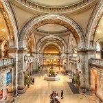 מוזיאון במטרופילטן לאומנות בניו יורק