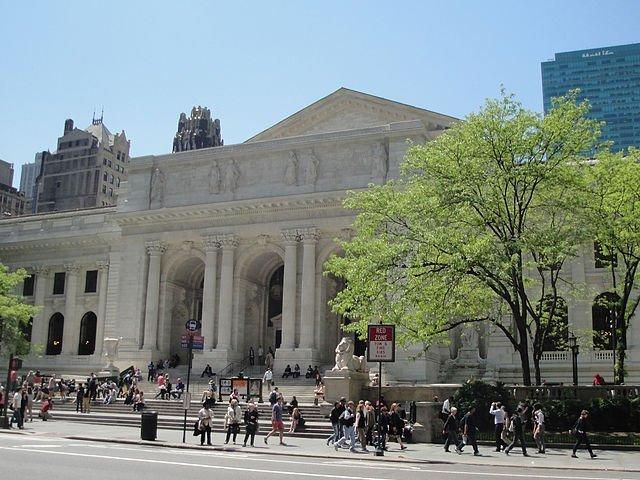 הסיפריה העירונית של ניו יורק