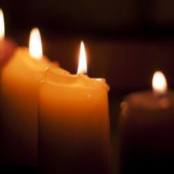 """""""שימוש"""" רוחני בנרות החנוכה"""