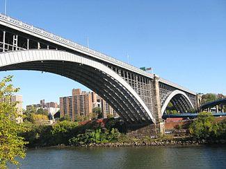גשר וושינגנטון בברונקס
