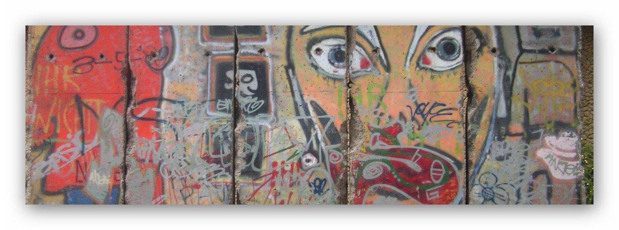 חומת ברלין בניו יורק