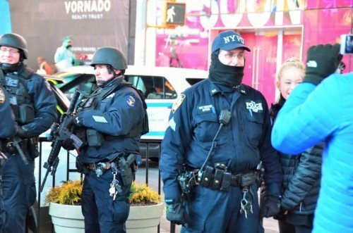 שוטרים בניו יורק