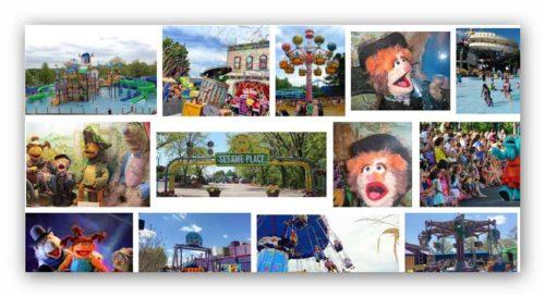 פארק רחוב סומסום – Sesame Place