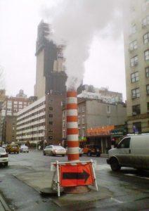 קיטור ברחובות ניו יורק