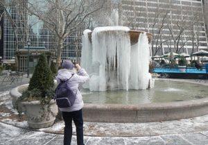 מה לעשות בחורף במנהטן?