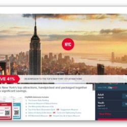 City Pass – כרטיס משולב לאטרקציות בניו יורק